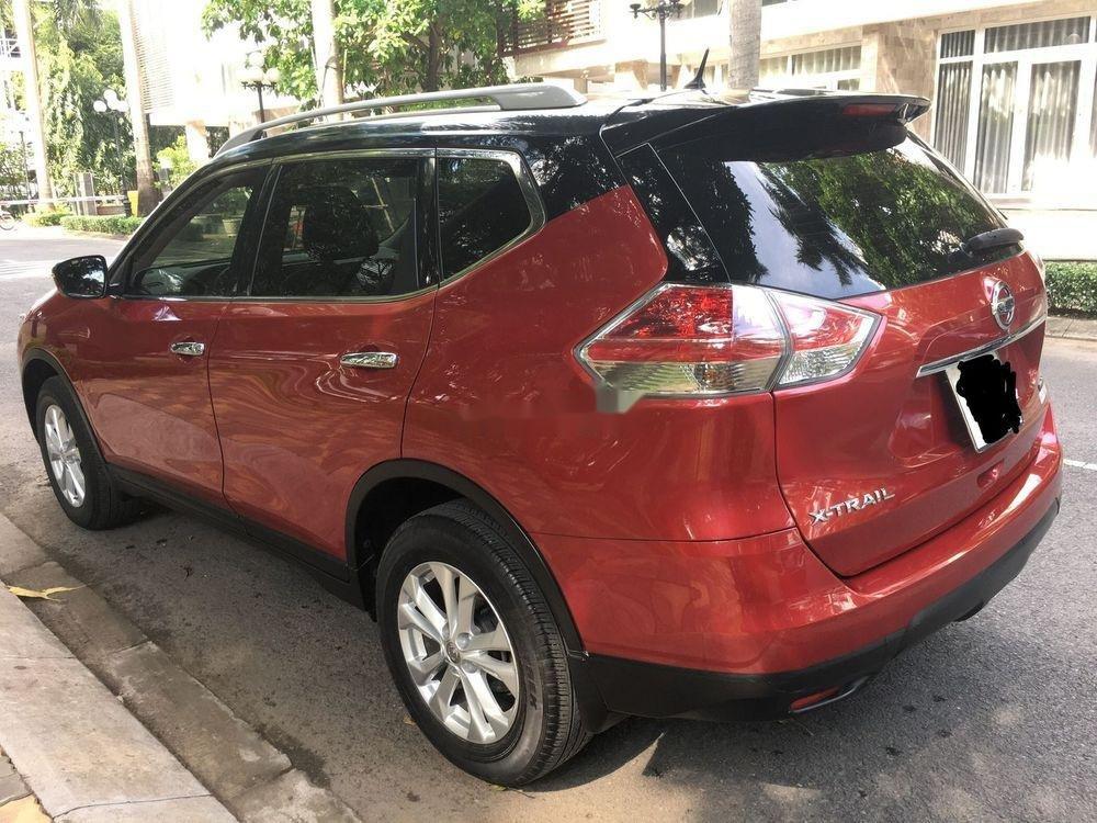 Bán ô tô Nissan X trail đăng kí 2018 (5)