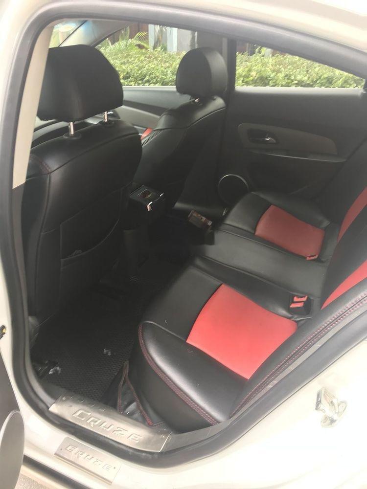 Bán xe Chevrolet Cruze 2011, màu trắng, giá tốt (5)
