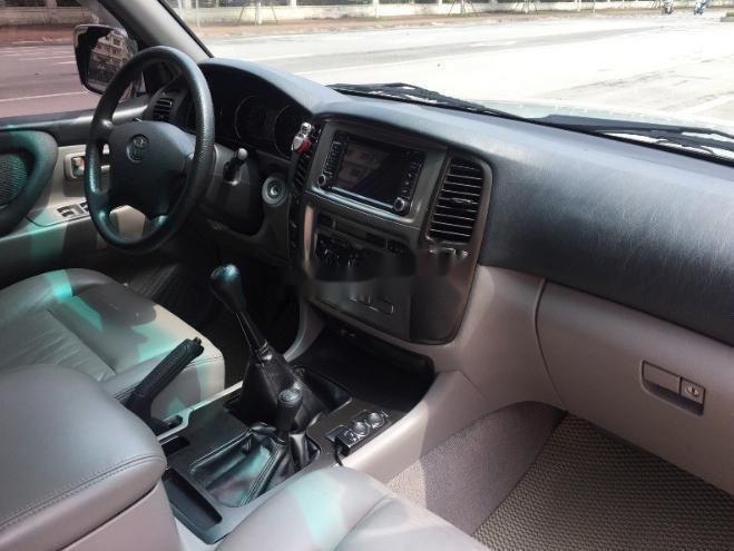 Bán Toyota Land Cruiser 2006, màu vàng số sàn (7)