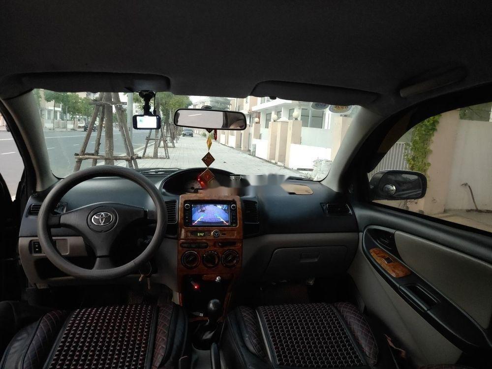 Cần bán Toyota Vios đời 2007, màu đen, nhập khẩu (3)