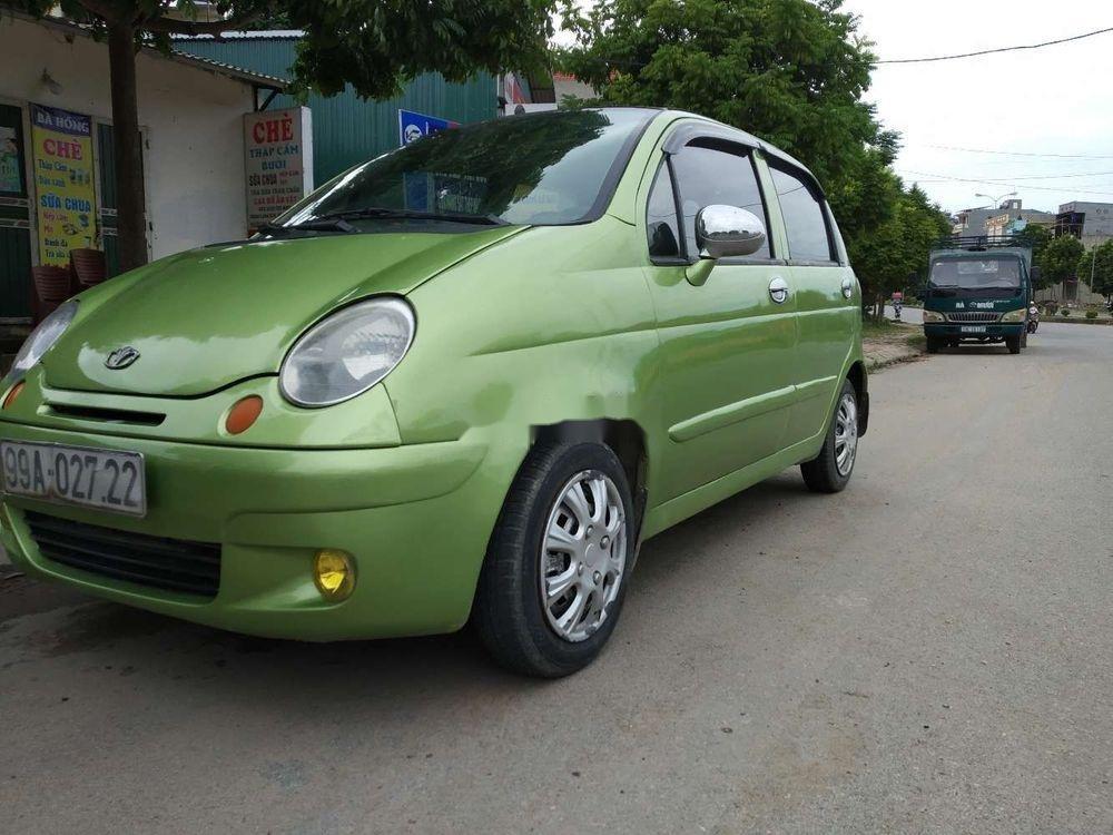 Cần bán lại xe Daewoo Matiz sản xuất 2007 như mới (1)