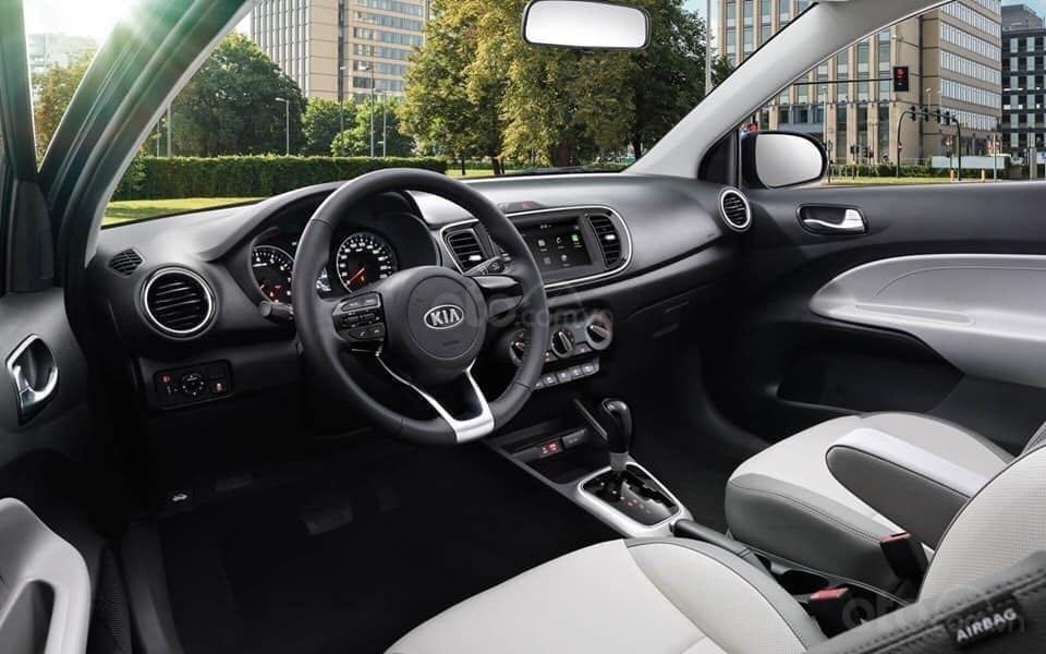 Kia Soluto Sedan phân khúc B giá hot nhất (6)