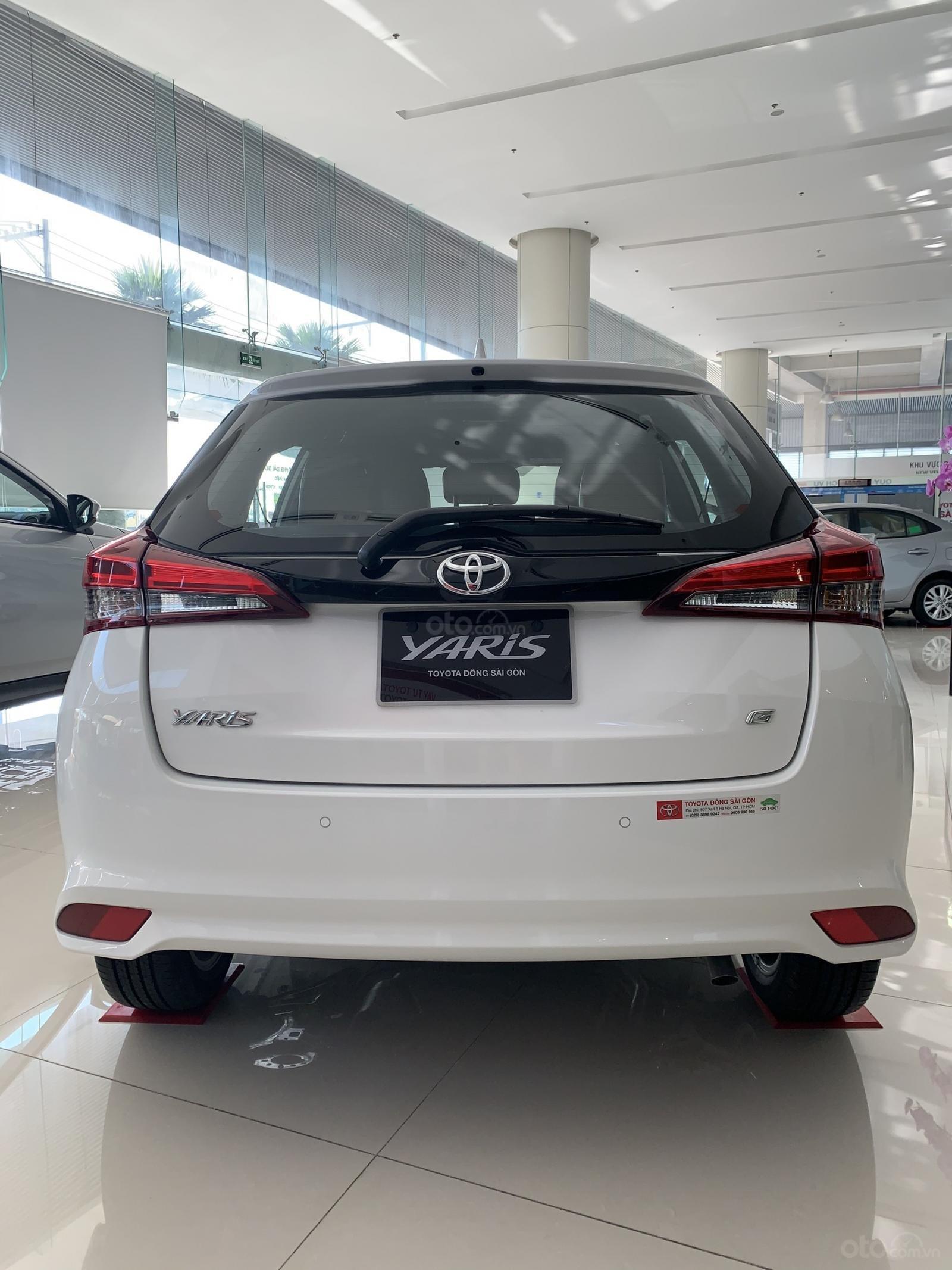 Toyota Yaris giao ngay - đủ màu - khuyến mãi ưu đãi (6)