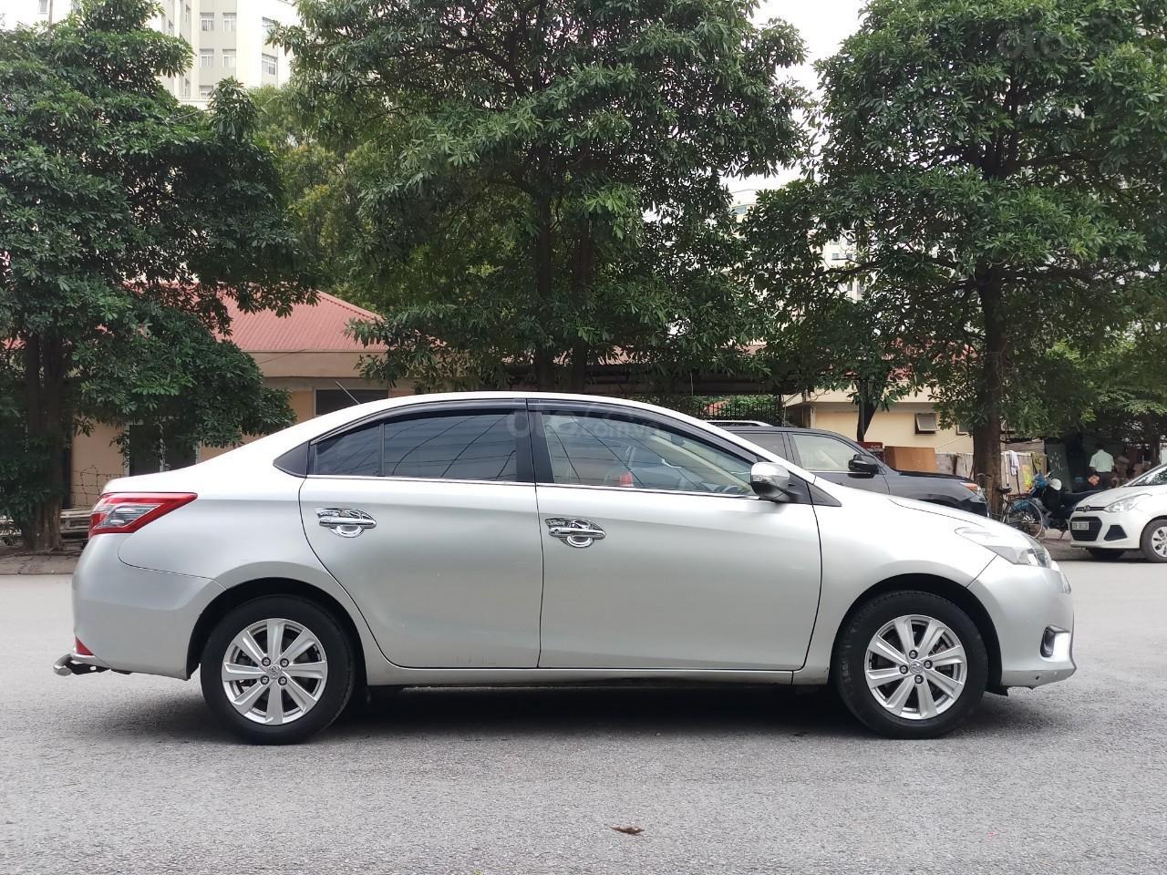 Ô Tô Thủ Đô bán Toyota Vios 1.5 MT sx 2016, màu bạc, giá 415 triệu (3)