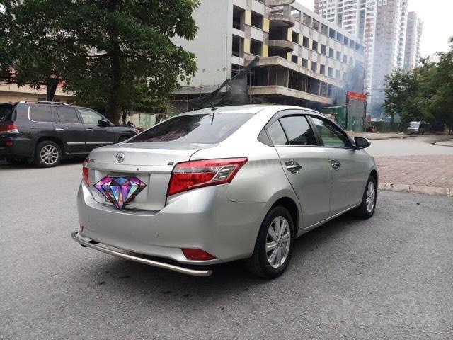 Ô Tô Thủ Đô bán Toyota Vios 1.5 MT sx 2016, màu bạc, giá 415 triệu (5)
