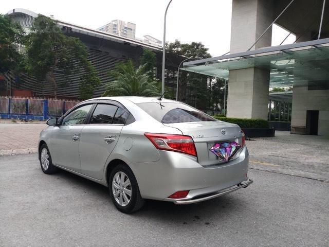 Ô Tô Thủ Đô bán Toyota Vios 1.5 MT sx 2016, màu bạc, giá 415 triệu (4)