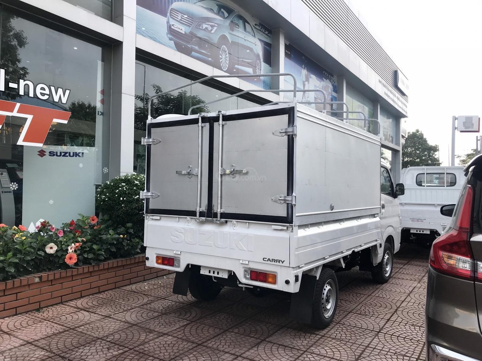 Bán Suzuki Pro 810kg mới 100%, màu trắng, 234tr, LH 0911.935.188 (4)