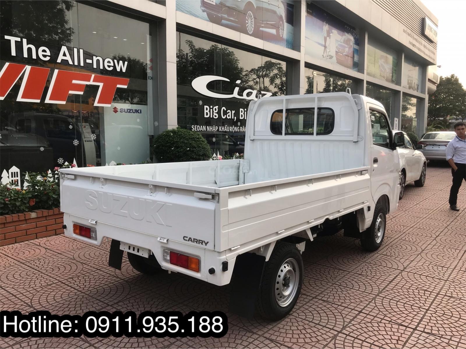 Bán Suzuki Pro 810kg mới 100%, màu trắng, 234tr, LH 0911.935.188 (6)