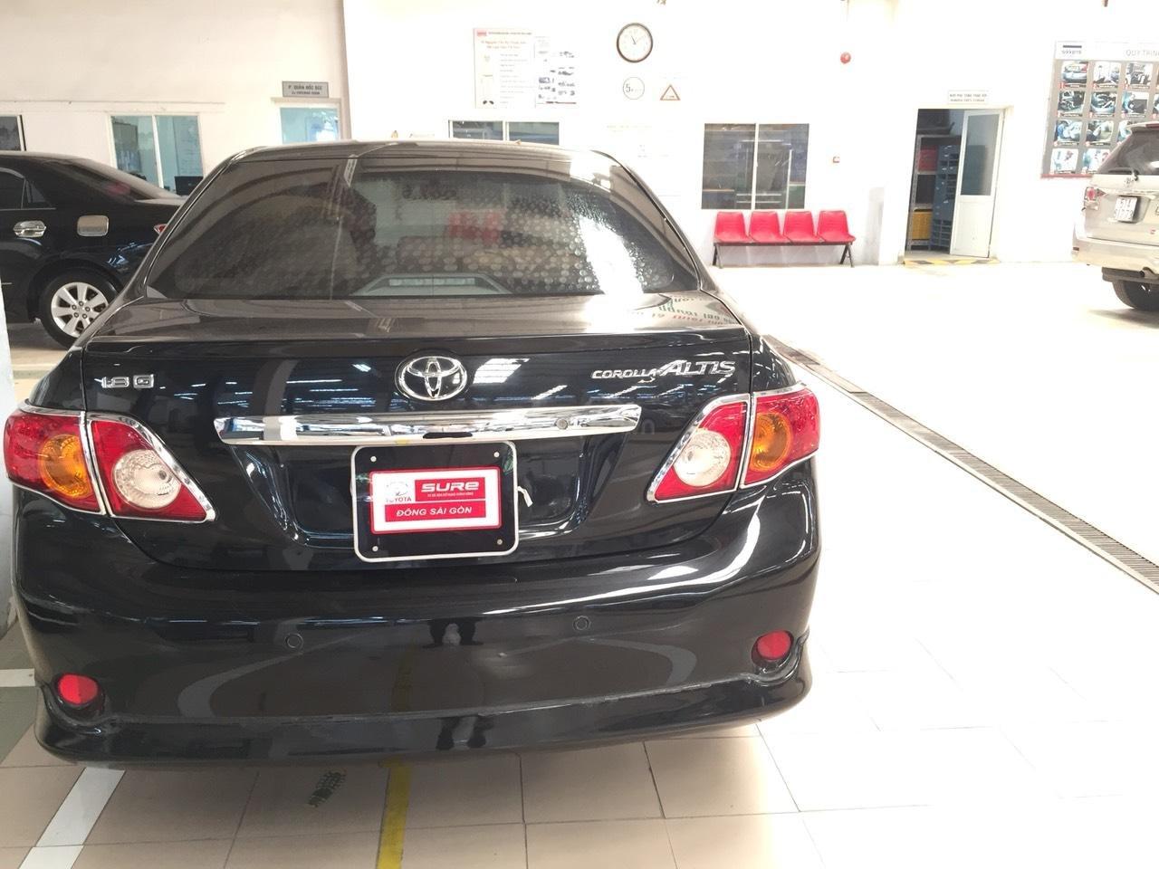Altis 2009 màu đen, giá cả bình dân, giá còn thương lượng, alo em để xem xe nha (5)