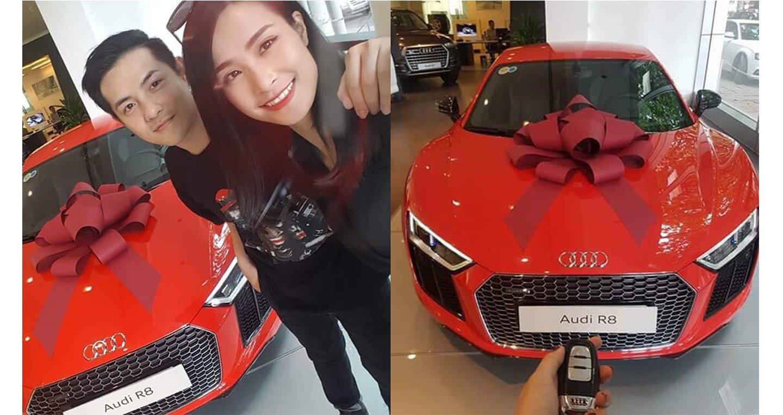 Ông Cao Thắng từng tậu Audi R8 V10 Plus