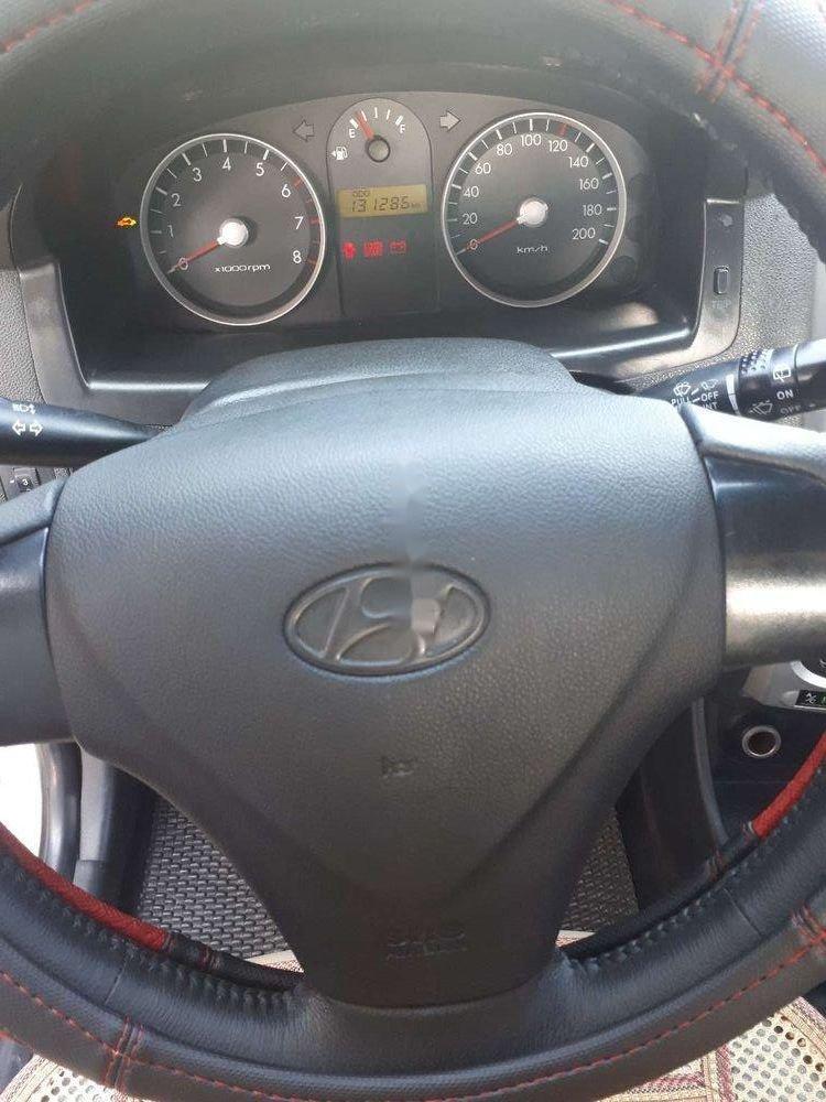Bán xe Hyundai Getz sản xuất năm 2008, màu bạc, nhập khẩu nguyên chiếc (9)