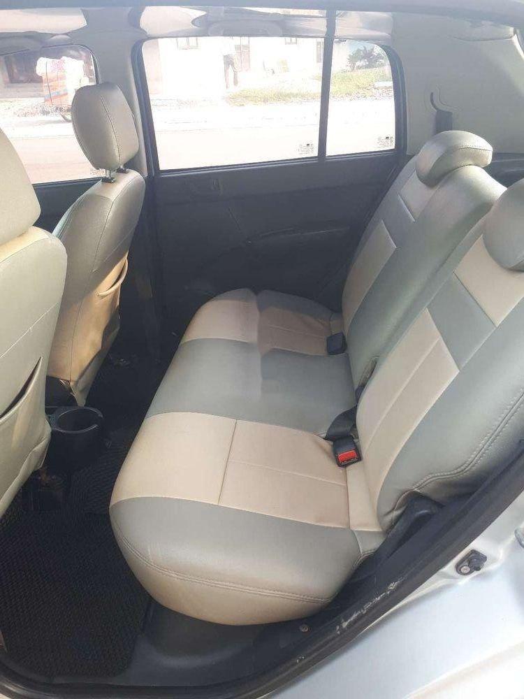 Bán xe Hyundai Getz sản xuất năm 2008, màu bạc, nhập khẩu nguyên chiếc (4)