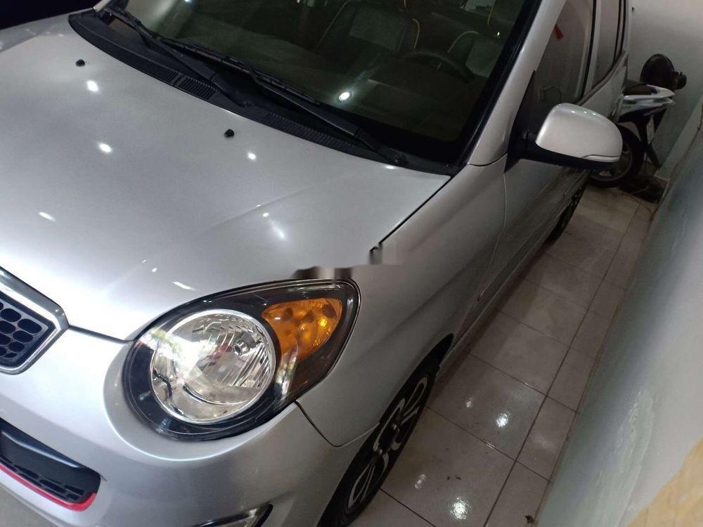 Bán Kia Morning 2010, màu bạc, nhập khẩu nguyên chiếc chính hãng (7)