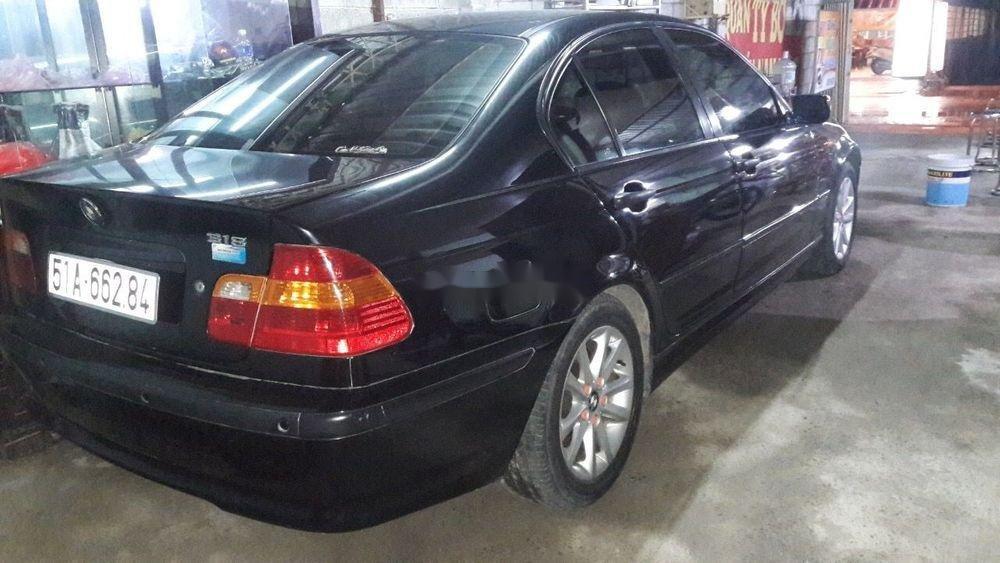 Bán xe BMW 3 Series 2004, màu đen, xe nhập khẩu chính hãng (3)