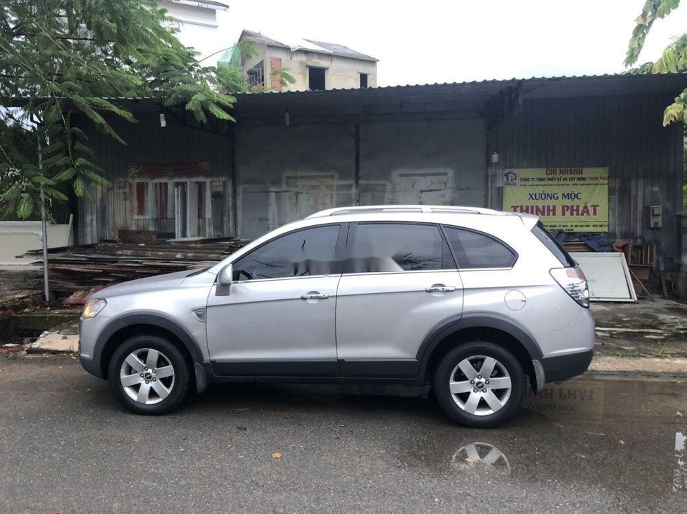 Cần bán Chevrolet Captiva 2010, màu bạc, nhập khẩu nguyên chiếc, giá chỉ 350 triệu (1)