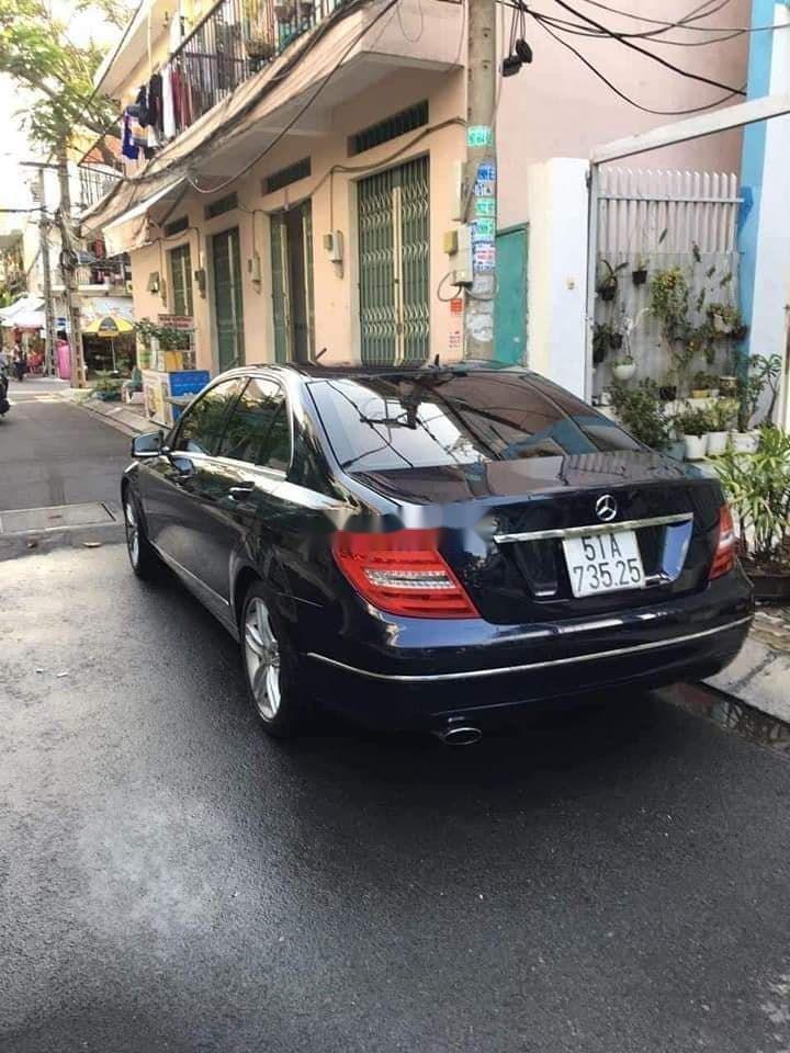 Cần bán Mercedes sản xuất 2014, màu đen chính chủ xe nguyên bản (2)