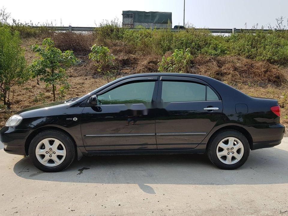 Cần bán gấp Toyota Corolla Altis năm 2007, màu đen chính chủ xe nguyên bản (1)