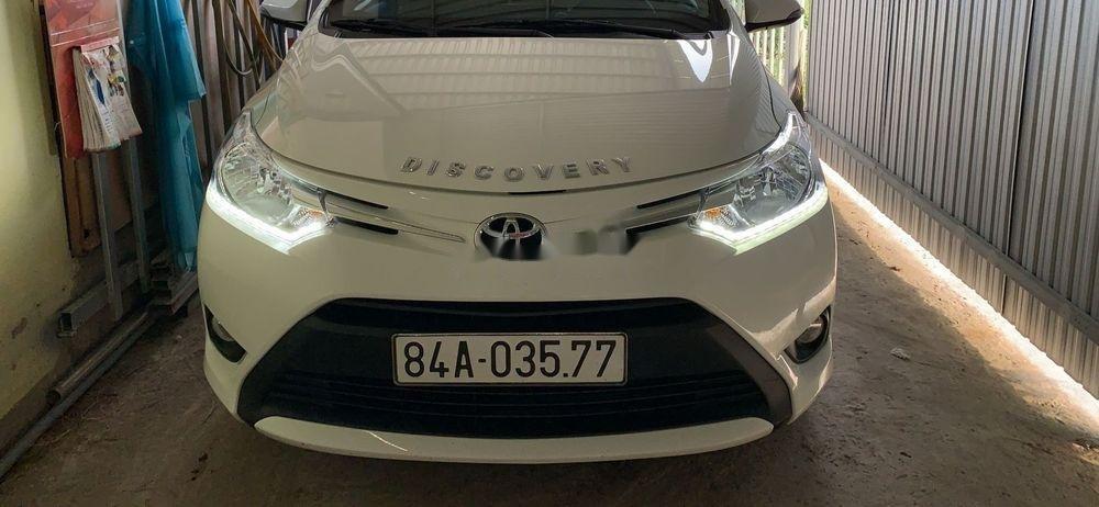 Bán Toyota Vios sản xuất 2018, màu trắng (1)