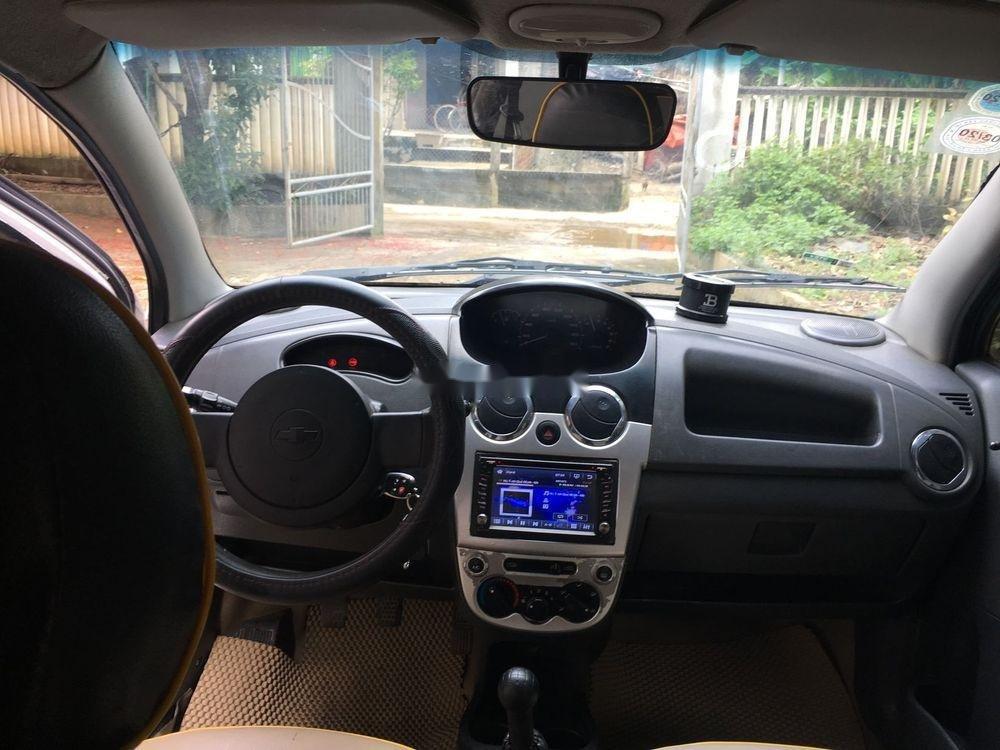 Bán xe Chevrolet Spark 2009, màu trắng, giá tốt (3)