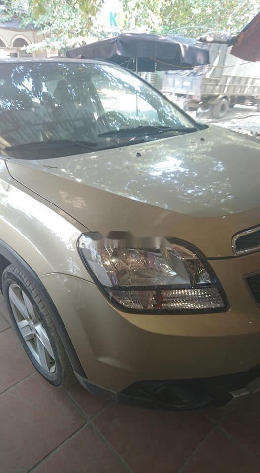 Cần bán lại xe Chevrolet Orlando đời 2013 chính chủ, 350tr xe nguyên bản (5)