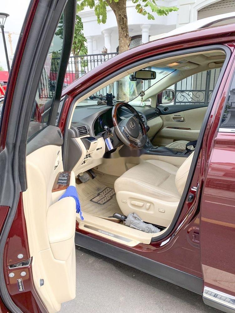 Bán Lexus RX 350 2014 sản xuất 2014, xe nhập chính hãng (4)