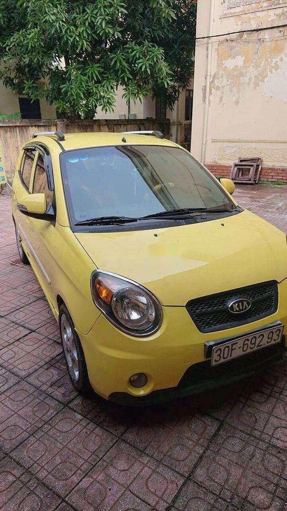 Cần bán xe Kia Morning năm sản xuất 2008, xe nhập, giá 195tr (1)