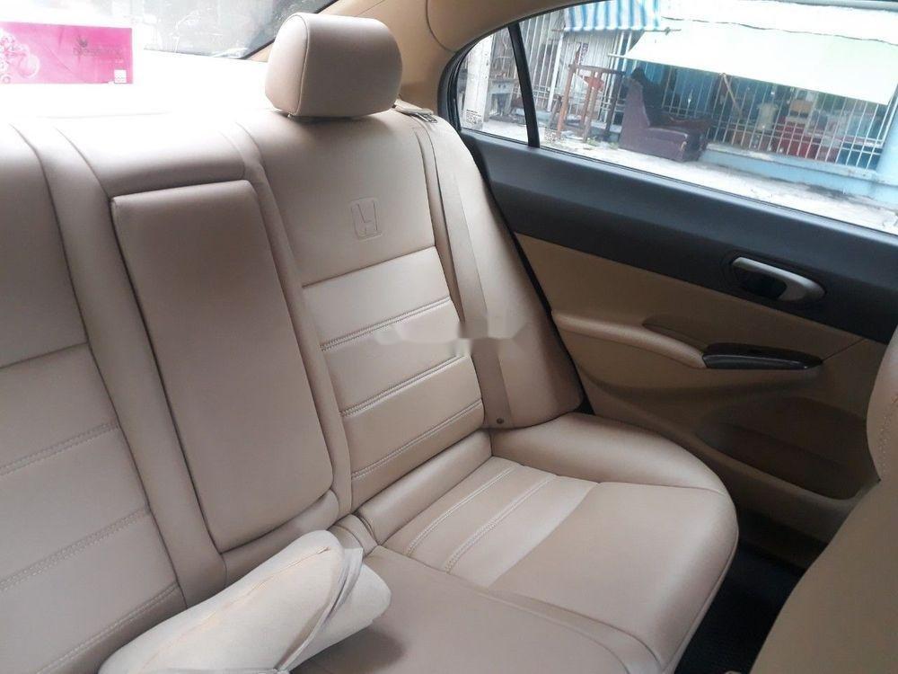 Bán ô tô Honda Civic năm 2007, màu đen xe gia đình, giá chỉ 320 triệu xe nguyên bản (6)