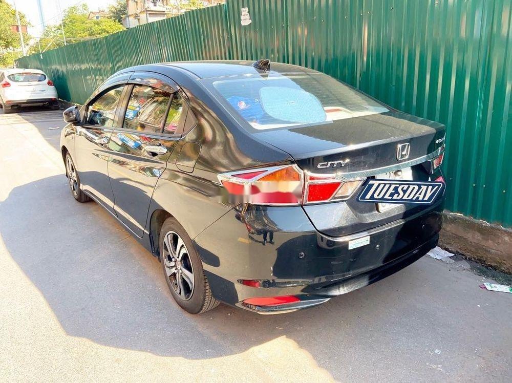 Cần bán lại xe Honda City đời 2016, màu đen, ít sử dụng, giá chỉ 448 triệu (3)