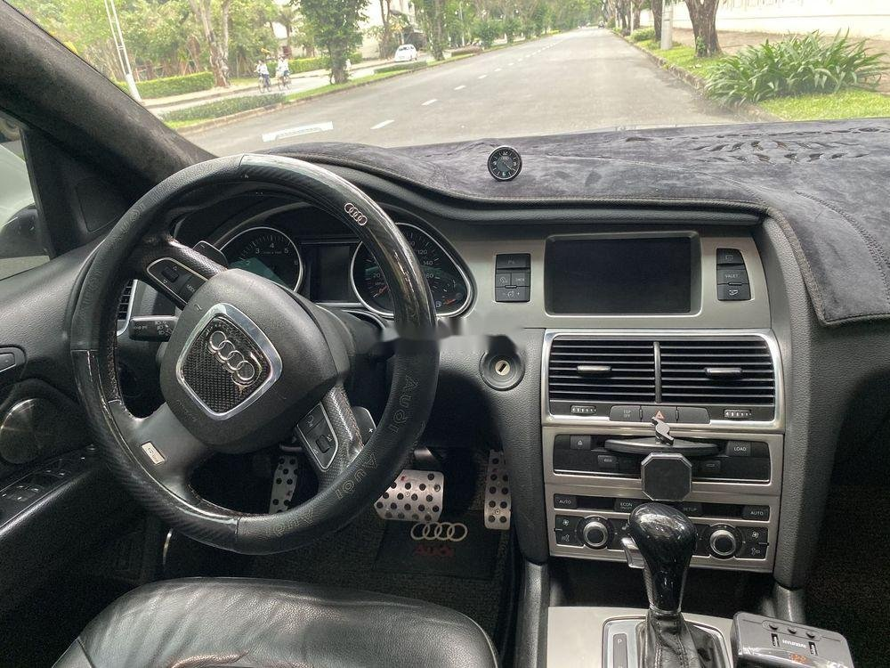 Cần bán Audi Q7 sản xuất năm 2009, xe nhập chính hãng (11)