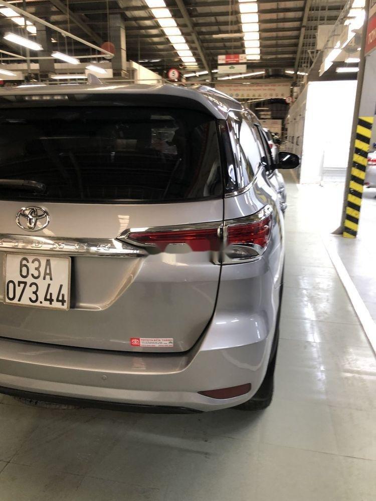 Bán ô tô Toyota Fortuner sản xuất năm 2017, nhập khẩu xe gia đình xe nguyên bản (5)