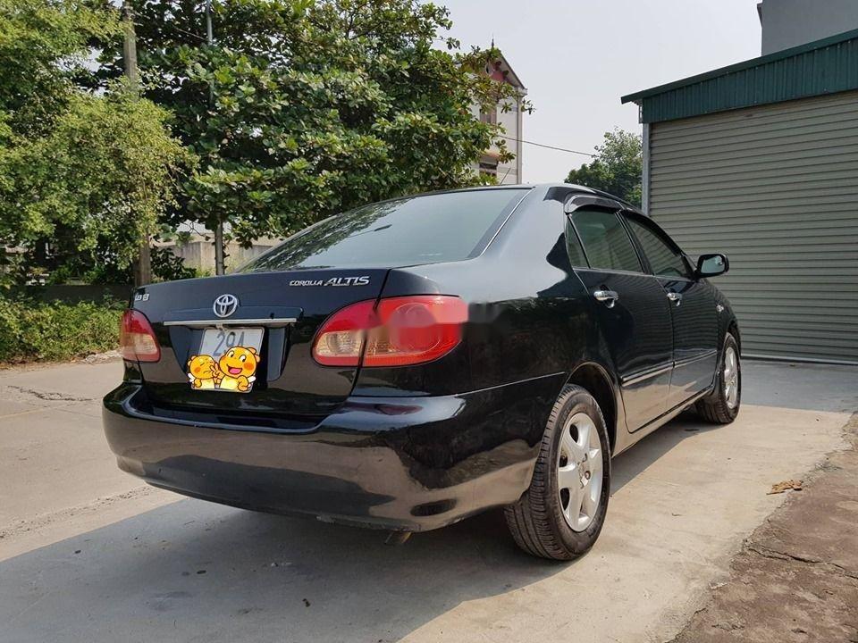 Cần bán gấp Toyota Corolla Altis năm 2007, màu đen chính chủ xe nguyên bản (6)