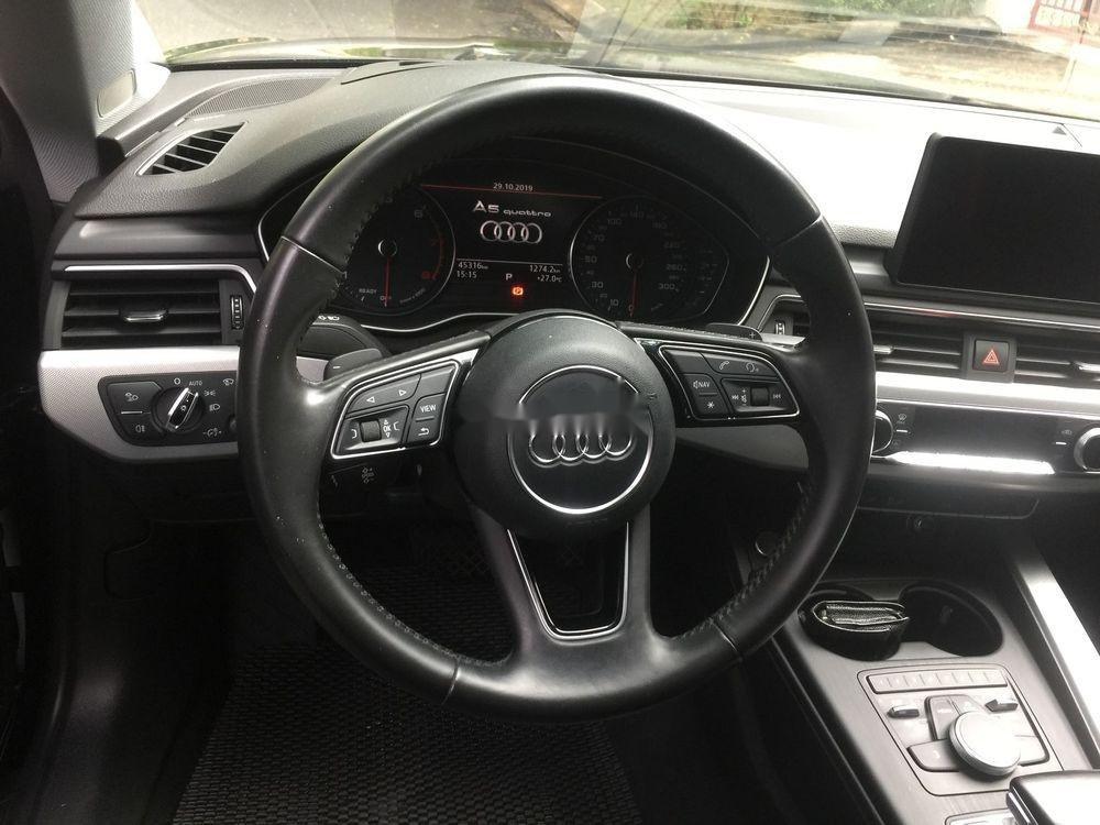 Bán Audi A5 đời 2017, màu đen, nhập khẩu   (2)