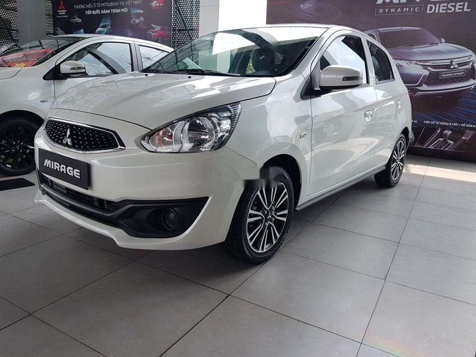 Cần bán Mitsubishi Mirage năm 2018, màu trắng, xe nhập chính hãng (2)