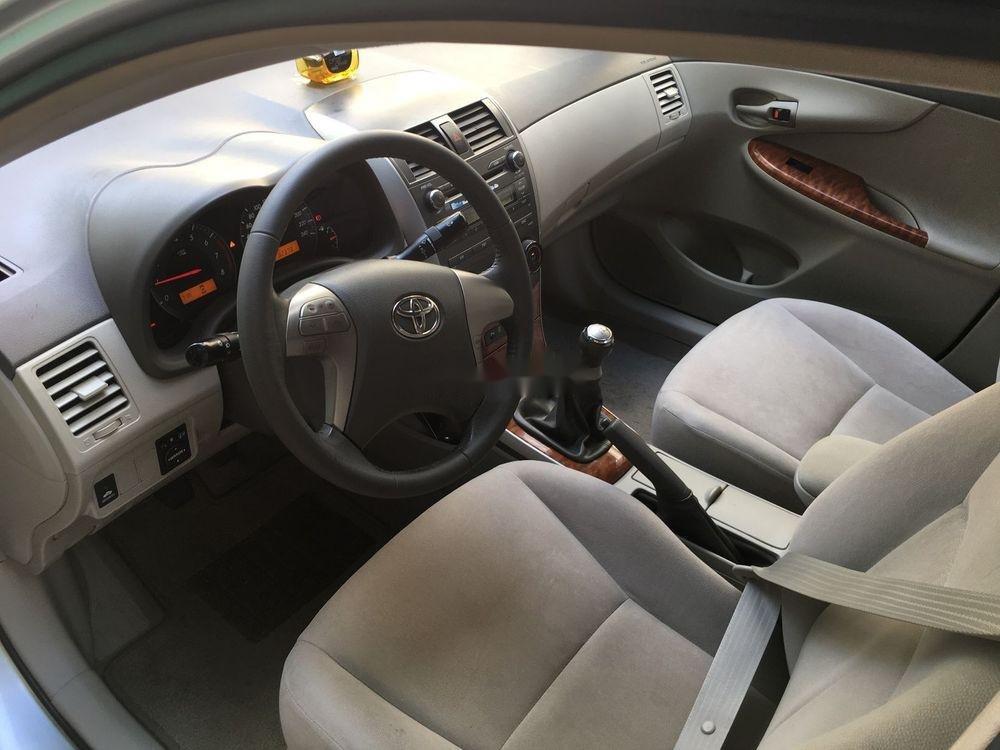 Bán ô tô Toyota Corolla Altis 2009, màu bạc chính chủ xe nguyên bản (5)