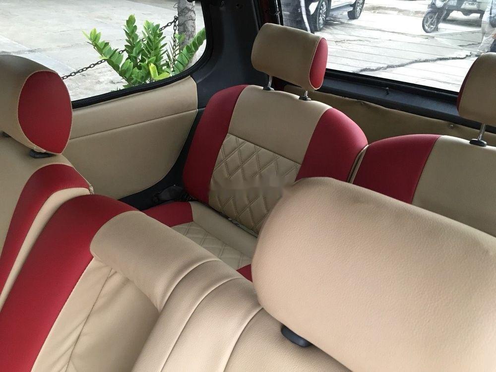 Bán xe Toyota Zace 2005, màu đỏ chính chủ (8)