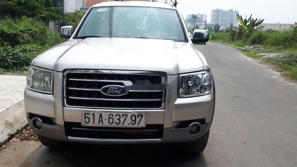 Cần bán xe Ford Everest MT sản xuất năm 2008 giá cạnh tranh (1)