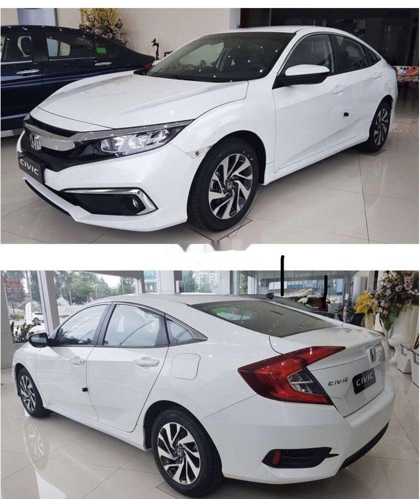 Cần bán Honda Civic đời 2019, màu trắng, nhập khẩu nguyên chiếc  (2)