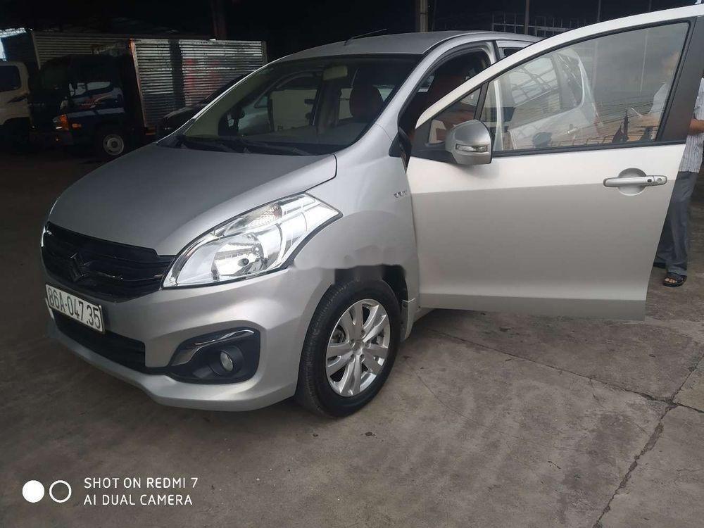 Bán ô tô Suzuki Ertiga AT 2016, màu bạc, nhập khẩu (1)