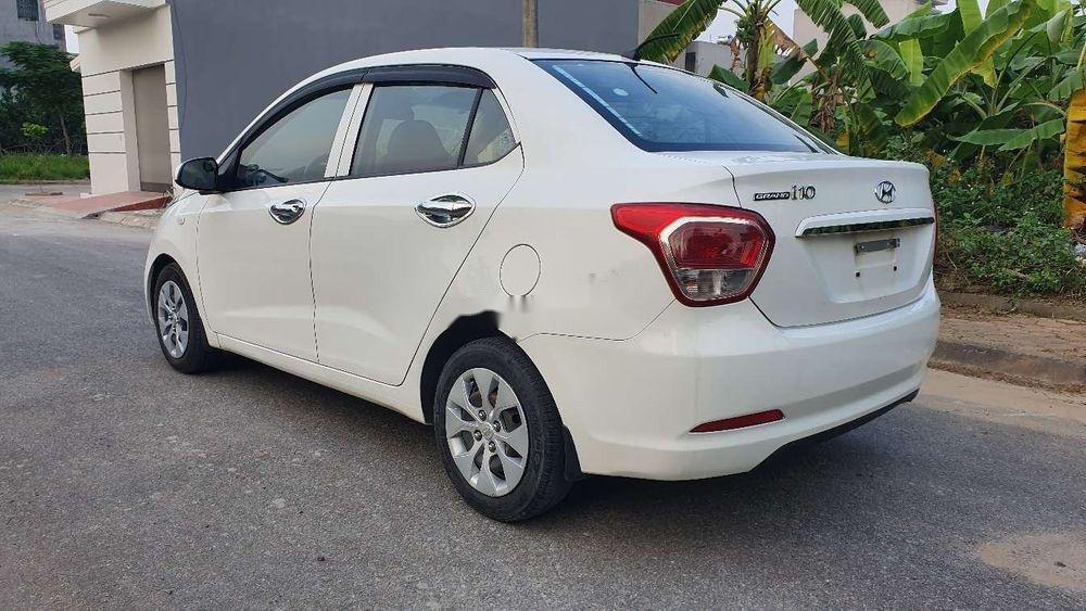 Cần bán xe Hyundai Grand i10 2015, màu trắng, nhập khẩu, 305 triệu (8)