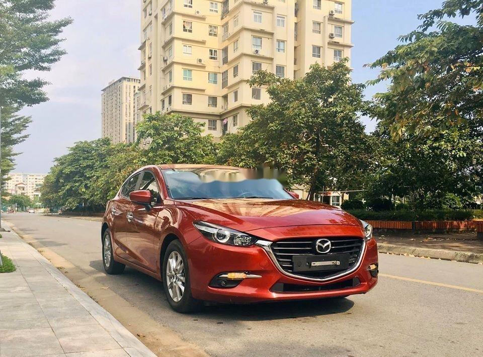 Cần bán Mazda 3 sản xuất năm 2018, màu đỏ, giá 638tr (2)