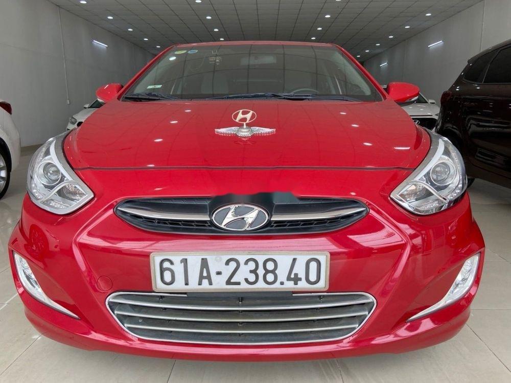 Cần bán Hyundai Accent đời 2015, nhập khẩu nguyên chiếc chính hãng (1)