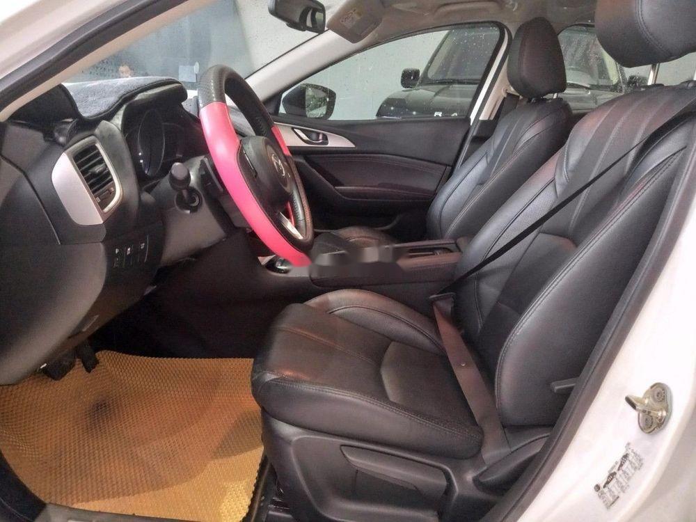 Bán ô tô Mazda 3 đời 2017, màu trắng xe gia đình giá cạnh tranh xe nguyên bản (7)