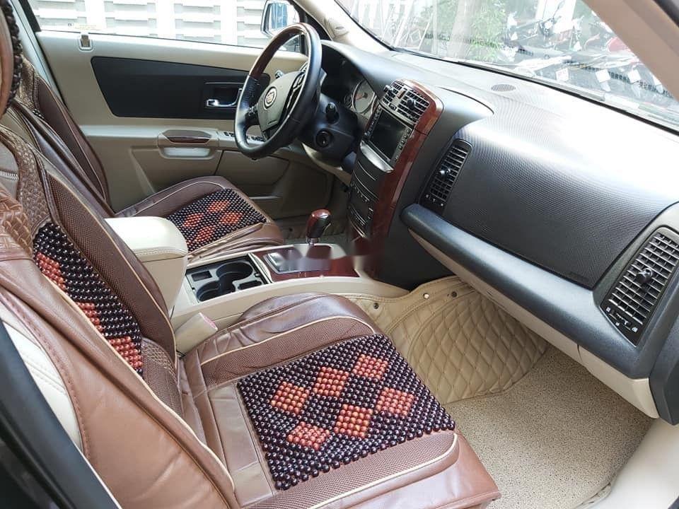 Bán Cadillac SRX năm 2005, màu đen, nhập khẩu nguyên chiếc chính hãng (11)