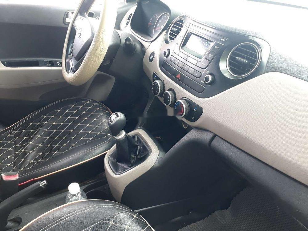Cần bán xe Hyundai Grand i10 năm sản xuất 2014, 152tr xe nguyên bản (6)