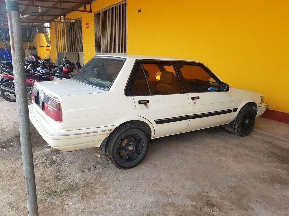 Bán Toyota Corolla đời 1995, màu trắng, xe nhập chính hãng (1)