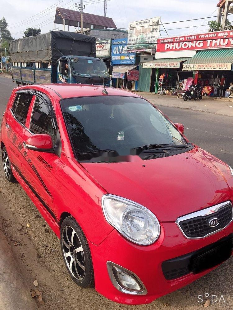 Cần bán xe Kia Morning năm sản xuất 2010, màu đỏ, nhập khẩu chính hãng (3)