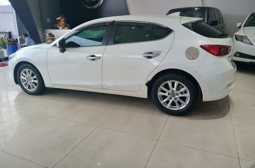 Bán ô tô Mazda 3 đời 2017, màu trắng xe gia đình giá cạnh tranh xe nguyên bản (4)