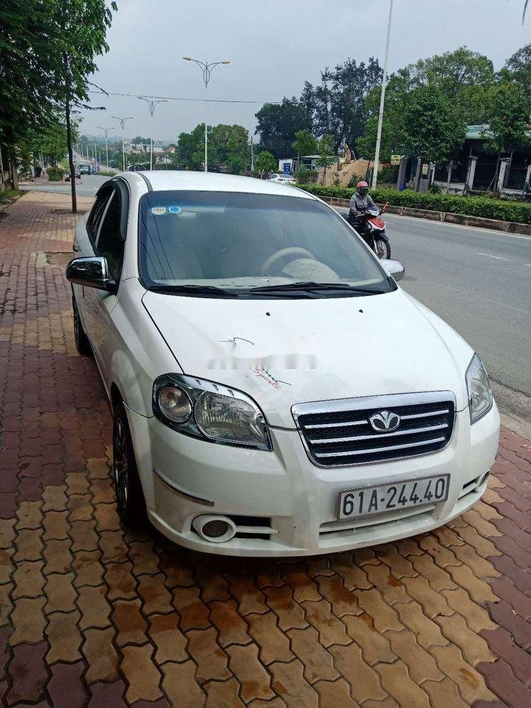 Cần bán Daewoo Gentra đời 2009, 178 triệu xe nguyên bản (1)