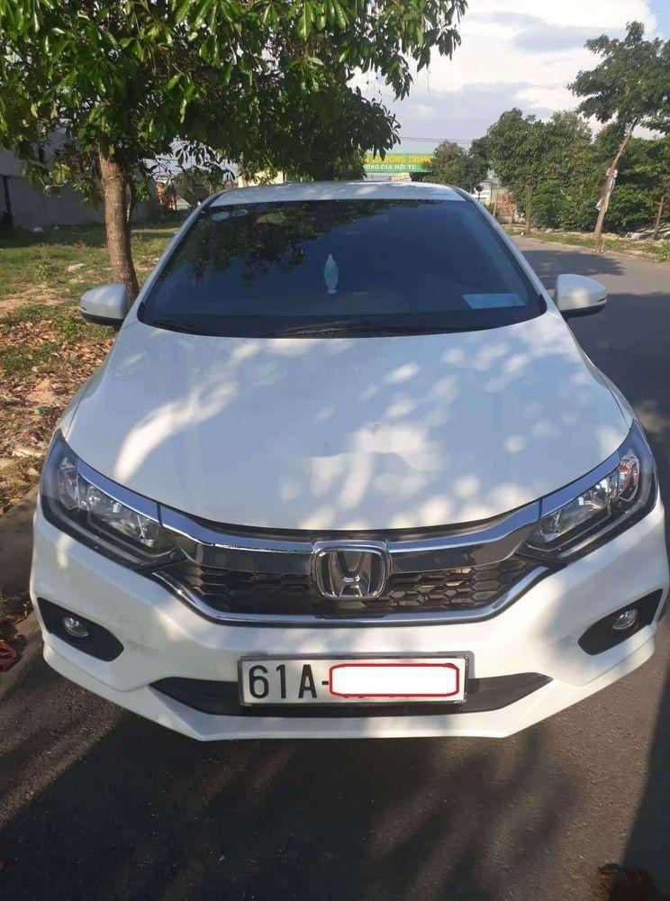 Bán Honda City đời 2018, màu trắng chính chủ xe nguyên bản (4)