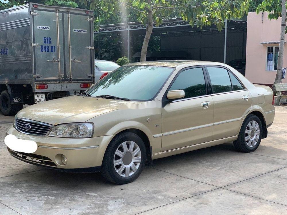 Cần bán lại xe Ford Laser đời 2003 xe nguyên bản (1)